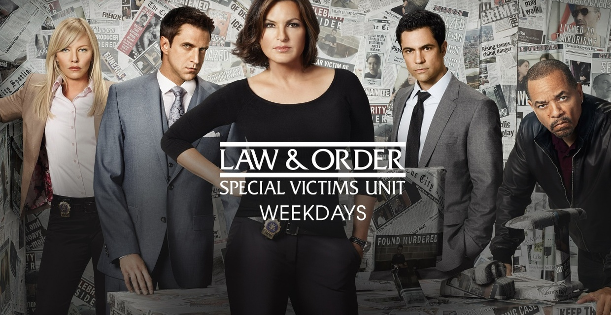 Law & Order NOMORE Marathon Sunday
