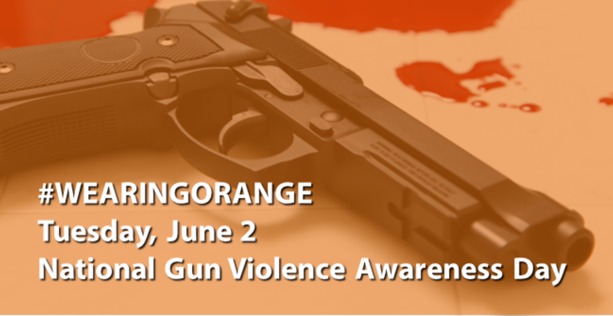 Guns, Domestic Violence and the Color Orange